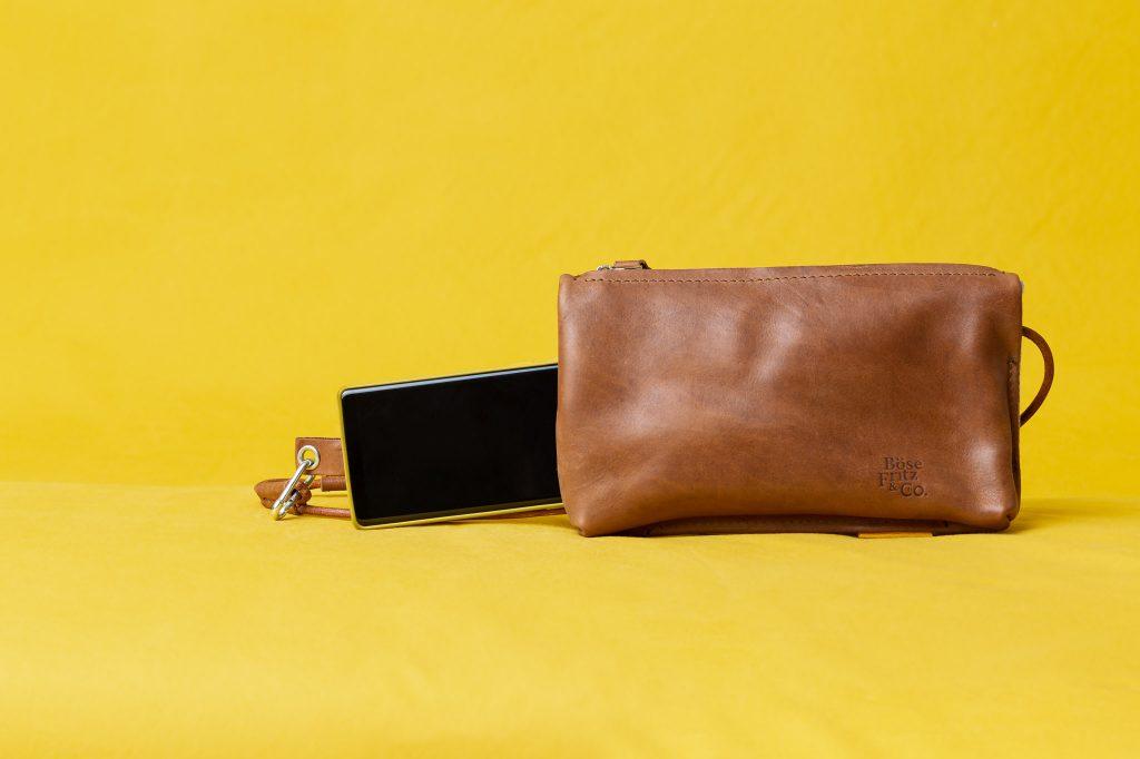 Handtasche für Handy Frau Paula Clutch (3)